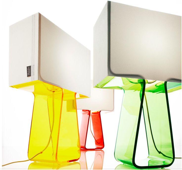 Acrylic Table Lamp