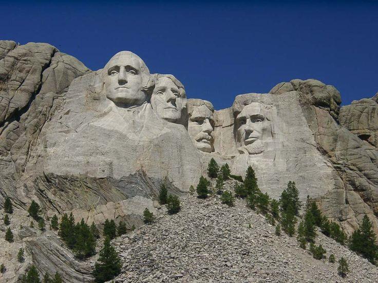 Mount Rushmore-South Dakota