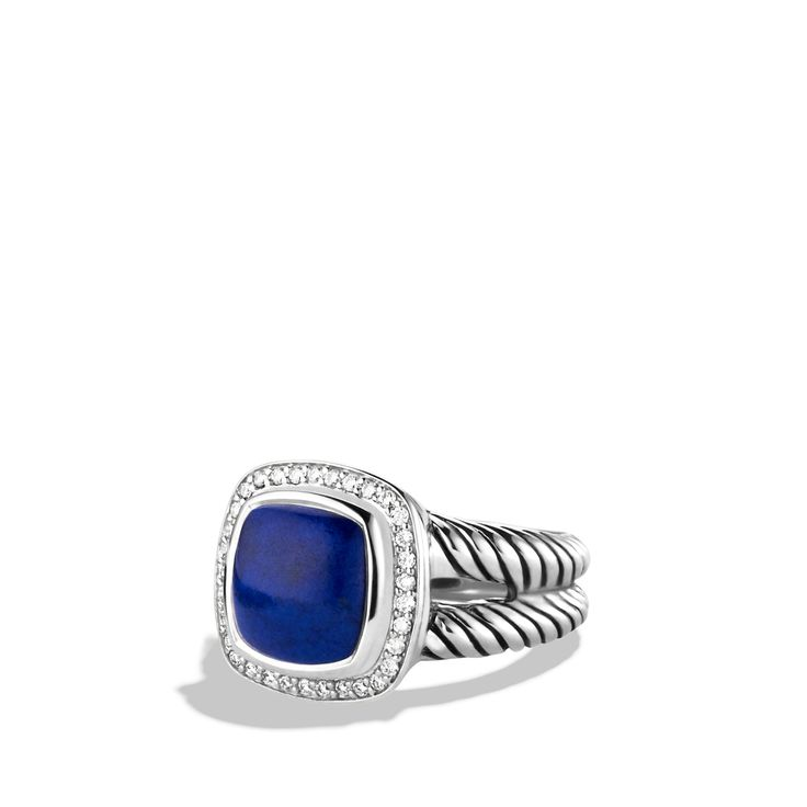 Literally perfection in a ring. Albion Ring with Lapis ...