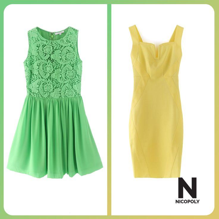 En Nicopoly encontrarás vestidos para cada ocasión.
