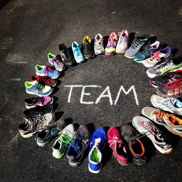 One team, one dream <3