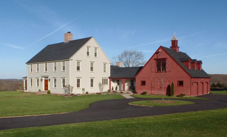 Deerfield Colonial house - Classic Colonial Homes, Inc.