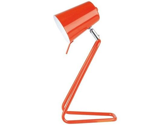 Z Table Lamp Orange