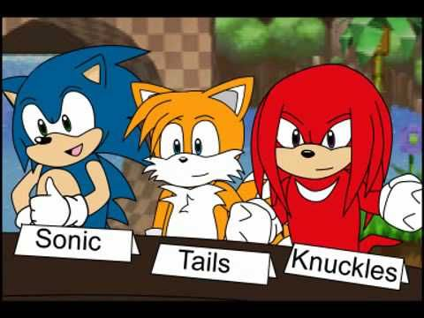 [Ep. 01] Ask the Sonic Heroes! - Team Sonic - YouTube