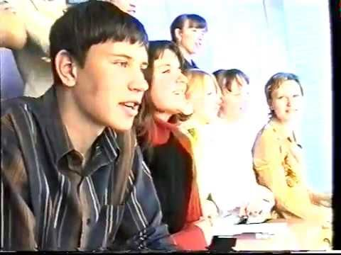Выпускники школы гимназии №7 г Чехов 2003 год