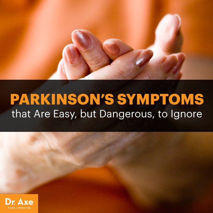 Parkinson's symptoms - Dr. Axe http://www.DrAxe.com #health #holistic #natural