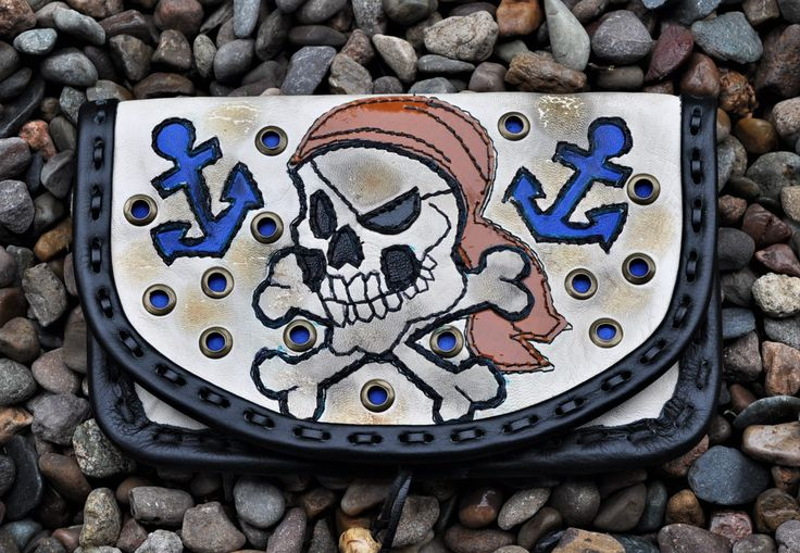 Wallet Pirate Anchor (SOLD)