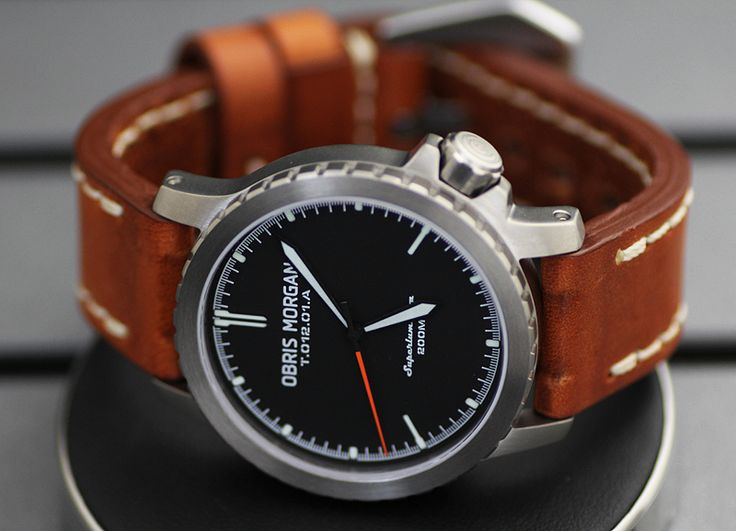 The Obris Morgan Branco is one of those watches that should probably cost a lot more than it does. Each watch is milled from a single...