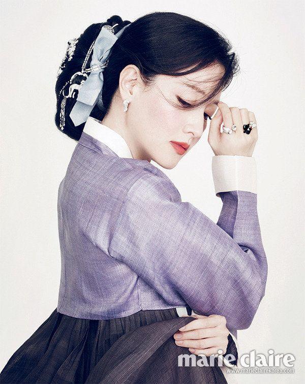 한국 스타, 잡지, 여성 패션