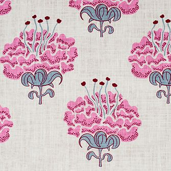 Products | Katie Ridder Peony Fabric