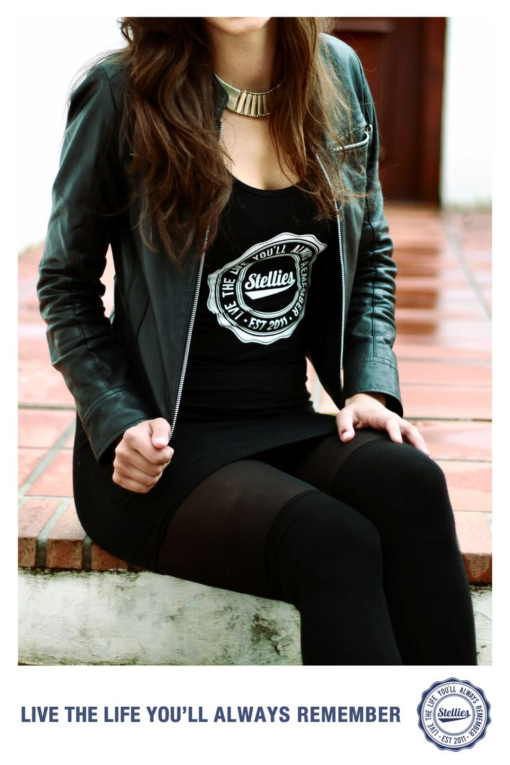 Black Bodycon Dress by Stellies™  Check us out at www.stelliesTM.com © Stellies 2013