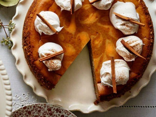 10 Delicious Thanksgiving Desserts #thanksgiving