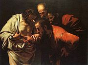 The Incredulity of Saint Thomas by CaravaggioYou can never deny your knowledge of good and evil to yourself so that you could betray your good in order to live evil. For as soon as you separate goo…