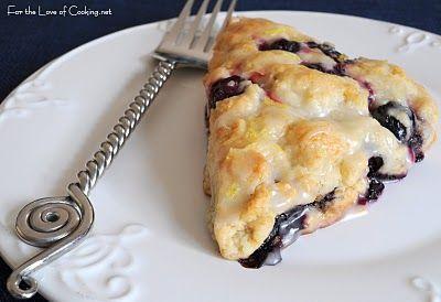 Blueberry Scones w/ Lemon GlazeBlueberries Scones Recipe, Frozen Blueberries, Tyler Florence, Cooking Blueberries, Lemon Glaze, Favorite Recipe, Sweets Tooth, Food Recipe, Lemon Blueberries Scones