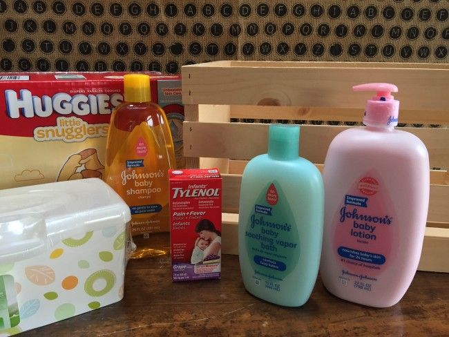 Build A Baby Bundle At Walmart. Perfect Idea For A Baby Gift Or Baby Shower