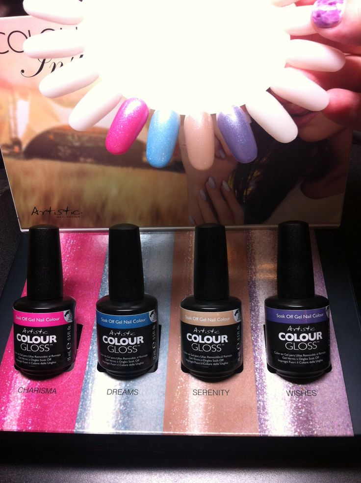 Artistic Colour Gloss Color Inspires Spring 2014 Charisma, Dreams, Serenity, & Wishes