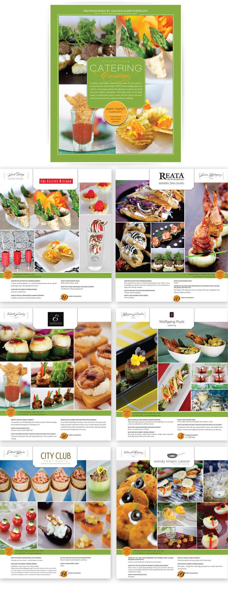 DFW Catering options