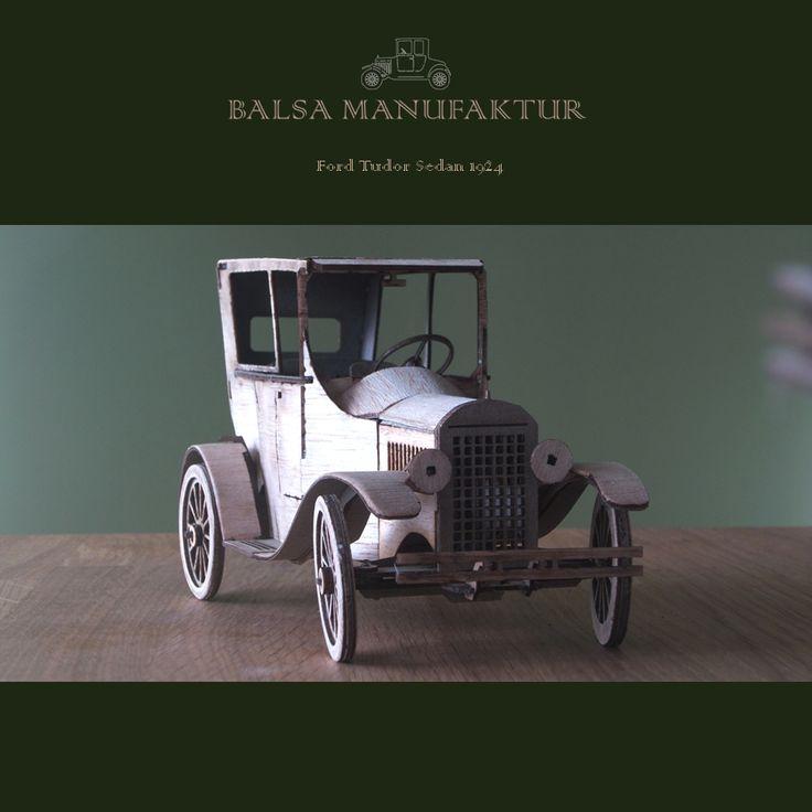 Ford New Model T Sedan 1924
