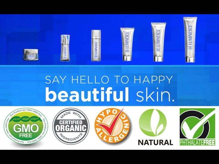 Luminesce Skin Care Line Order yours here: http://www.agelessbeautydailey.jeunesseglobal.com/
