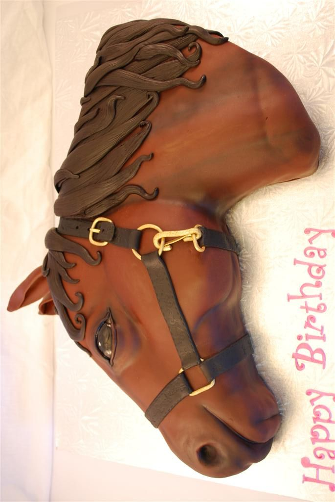 The Horse Cake @Sam Taylor Belmonte