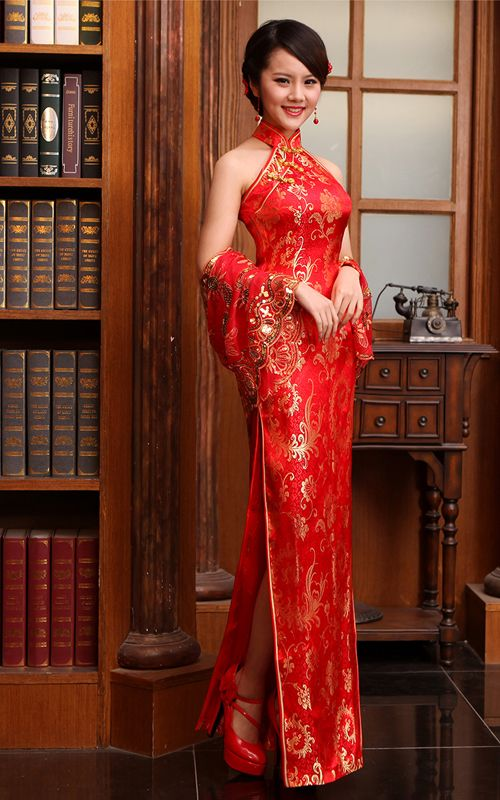 chinese collar dress - Google Search