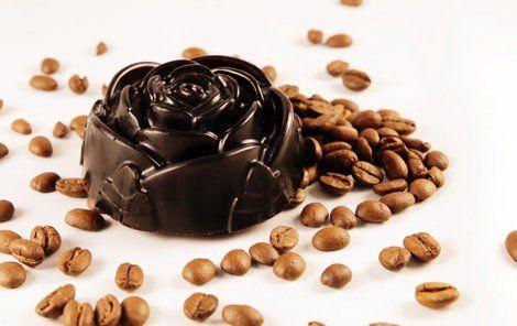 Zkuste peelingové mýdlo z kávy!