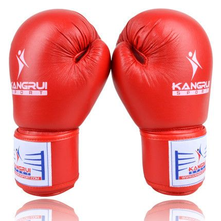 10ozHigh Quality microfiber leather Boxing Gloves Fighting Wearable Breathable Professional Muay Thai Kick Fight Gloves Training