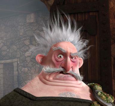 Lord Dingwall - Scheda del personaggio