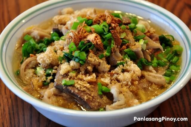 Batchoy is a popular Filipino noodle soup recipe. This dish is an ilonggo favorite. Get the recipe and cooking video here.