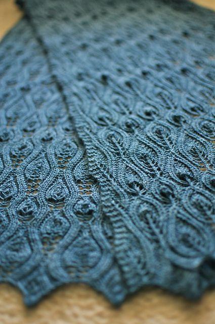 51 Best Knitted Shawls Images On Pinterest Knit Crochet Knitting