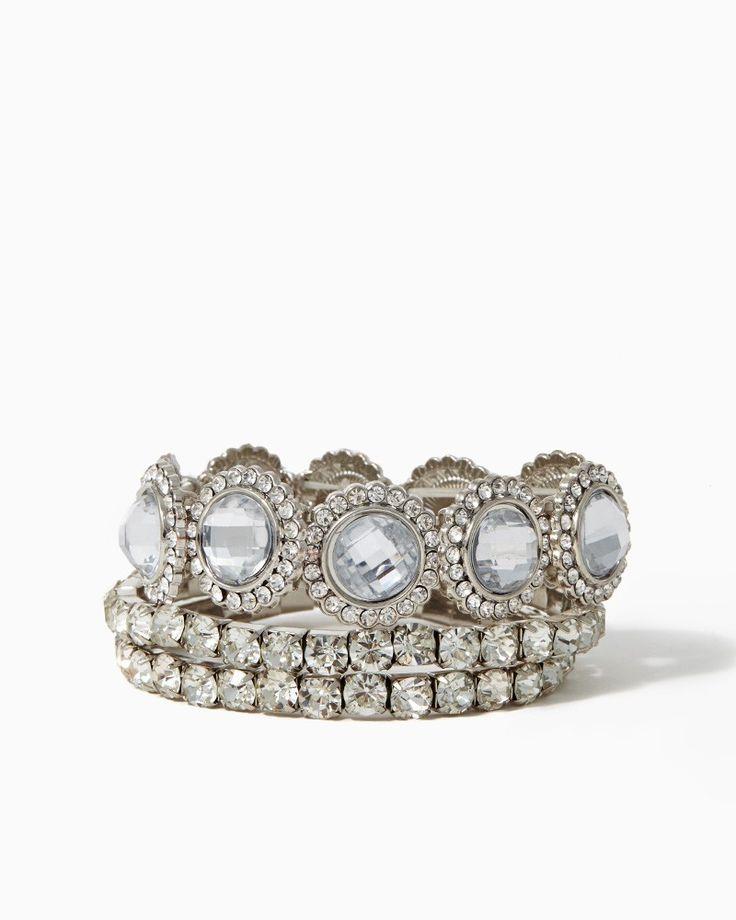 charming charlie   RSVP Stretch Bracelet Set   UPC: 410006749634 #charmingcharlie