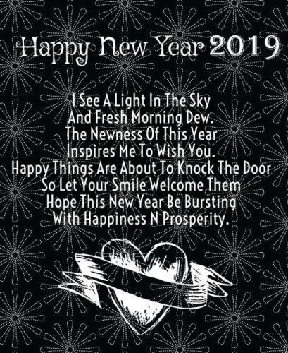 happy new year messages quote friends 2019 for friends family wife brother