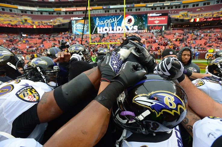 Listen to the radio broadcast of today's #Ravens-#Redskins game & chat live on the Ravens #Gameday page.