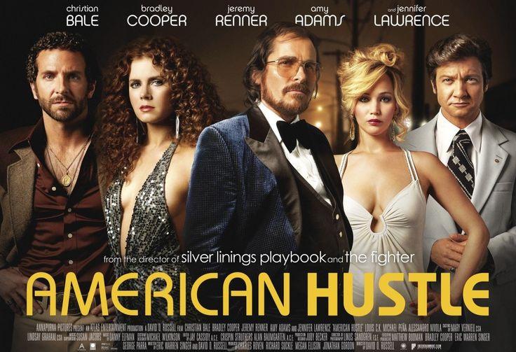 "DAVID O. RUSELL Y SU FILM ""AMERICAN HUSTLE"""