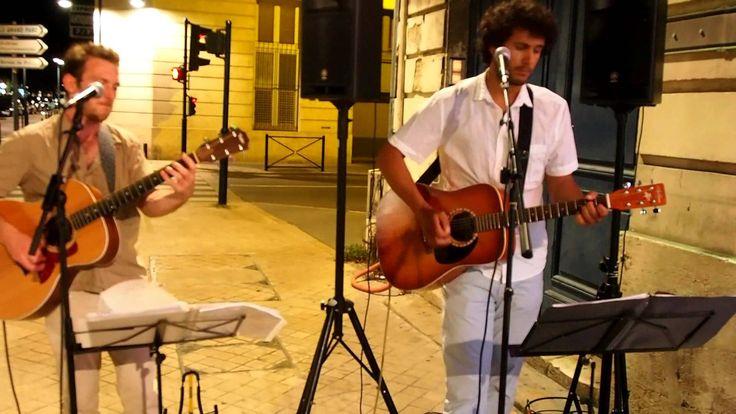 Live surprise  by Marry Me à Open Sunday Music Casa Latina (Bordeaux 30 ...