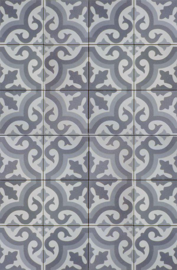 Gorgeous tiles from Norwegian company Historiske.