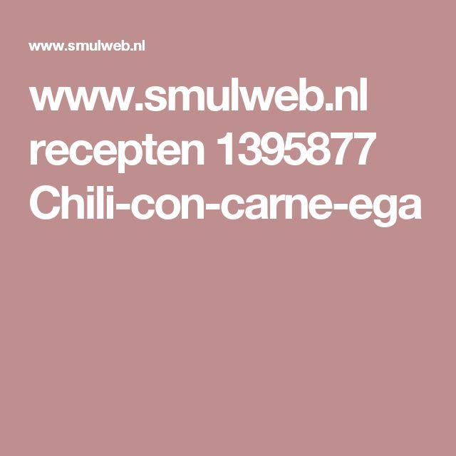 www.smulweb.nl recepten 1395877 Chili-con-carne-ega