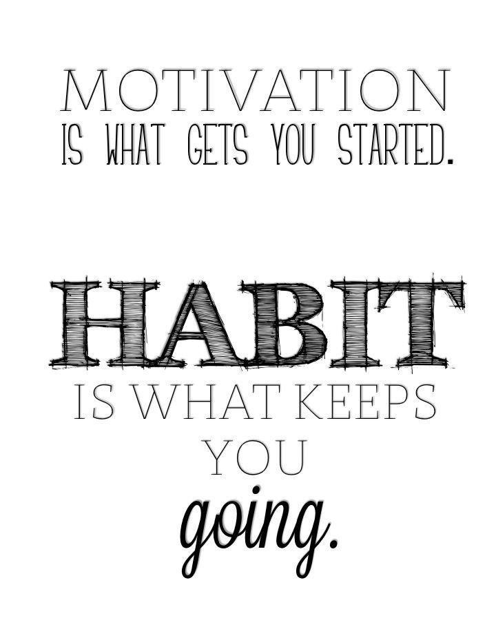 Motivational Print via THE LifeStyled COMPANY on Etsy.