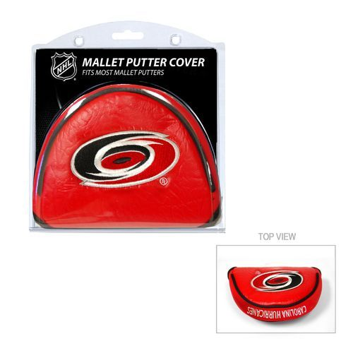 Team Golf Carolina Hurricanes Mallet Putter Cover - Golf Equipment, Collegiate Golf Products at Academy Sports
