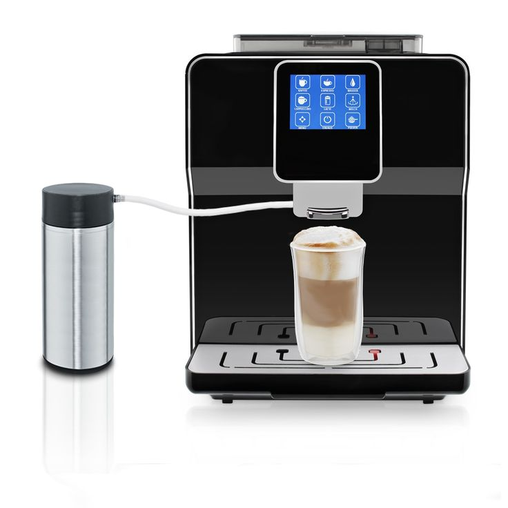 612.00$  Watch now - http://alim02.worldwells.pw/go.php?t=1961070599 - Fully automatic espresso  cappucinno ,latte,espresso coffee machine(Factory directly sale,excellent quality and perfect price) 612.00$