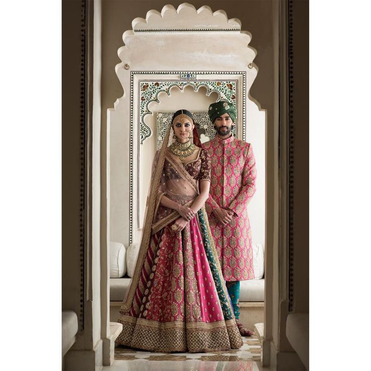 The Udaipur Collection - Spring Couture 2017 by Designer Sabyasachi