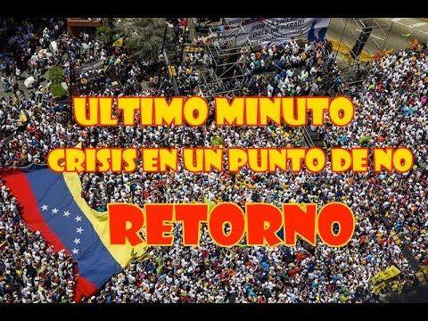 CRISIS EN PUNTO DE NO RETORNO EN VENEZUELA, ULTIMAS NOTICIAS JULIO 29 DE...