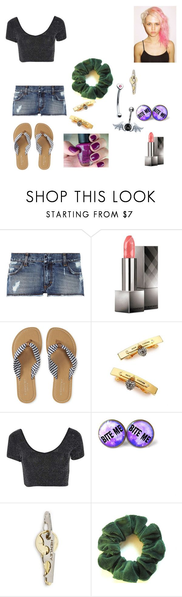 """""""Frankie 20"""" by stockmon ❤ liked on Polyvore featuring Pierre Balmain, Burberry, Aéropostale, Juicy Couture, Boohoo, OPI and Henley Brands"""