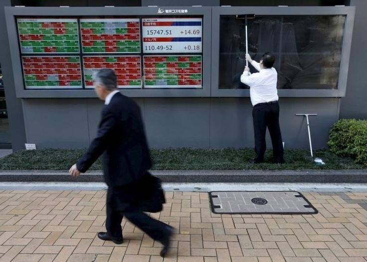 World stock indexes and the dollar edged up on Tuesday as investors awaited the…