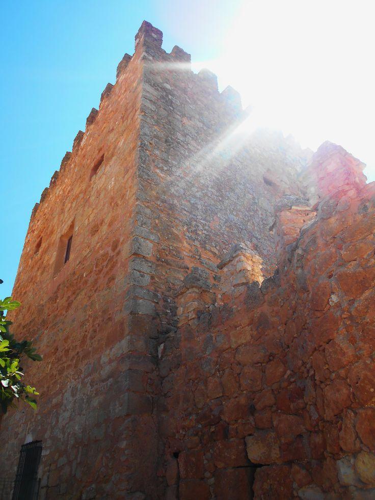 Lagunas de Ruidera. Ciudad Real. Castillo de Peñarroya.
