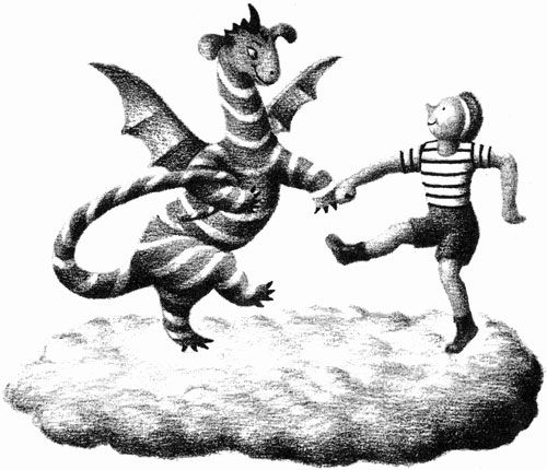 My Father's Dragon, by Ruth Stiles Gannett