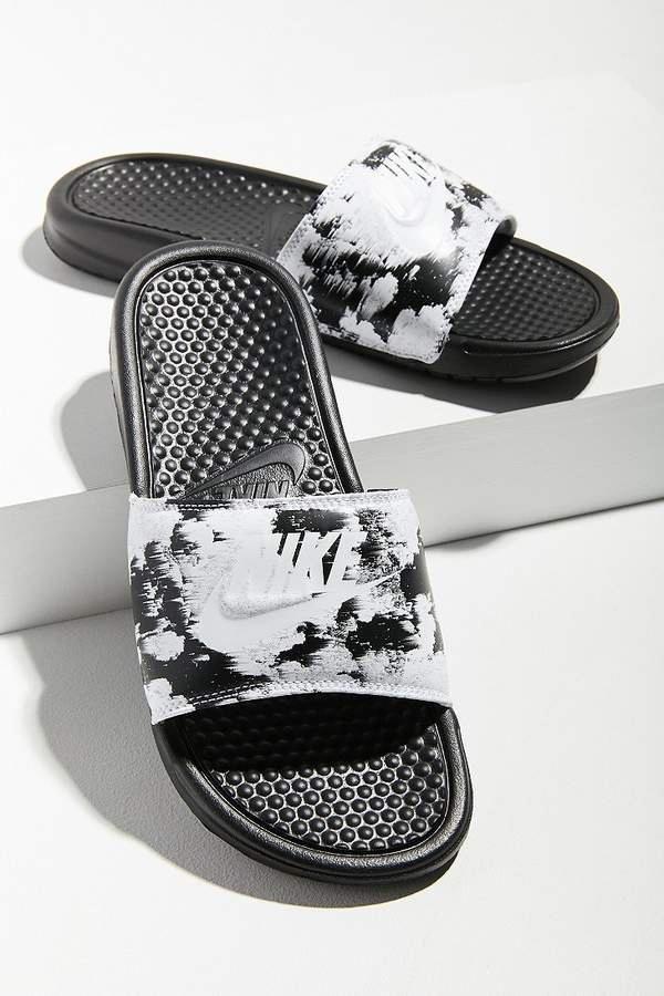 56493a064aa1 Nike Benassi JDI Printed Slide  topbeddings