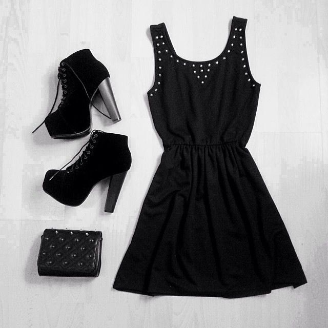 Outfit Vestido Casual Fashion Fashion Pinterest Casual And Outfit