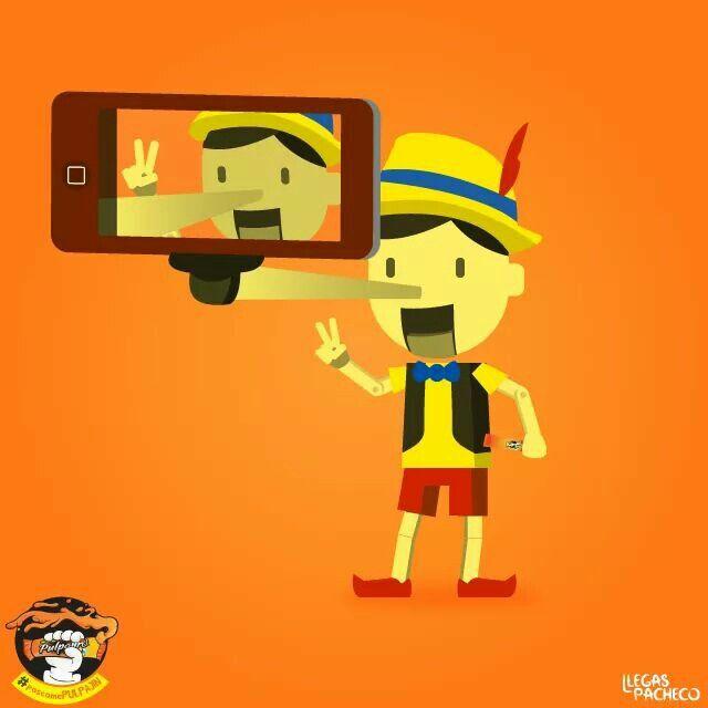 Pinocho #compartirvideos #humor #imagenesdivertidas