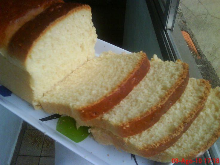 Joana Pães: Pão caseiro com semolina fina